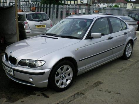 automobile air conditioning repair 2004 bmw 325 electronic throttle control used bmw 3 series 2004 diesel 320d se 4dr saloon silver automatic for sale in wembley uk autopazar