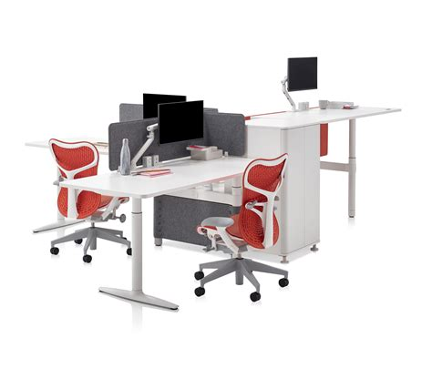 Office Desking Systems Atlas Office Landscape Desking Systems From Herman Miller Architonic