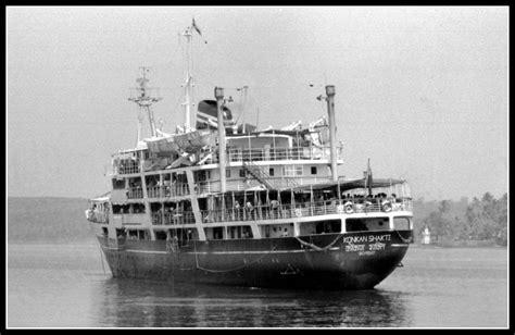 boat service from mumbai to goa mumbai to goa ship services to resume after 26 years