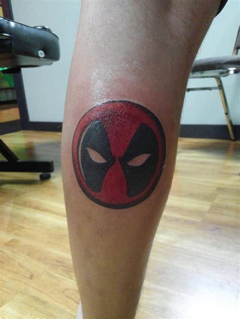 superb deadpool tattoo designs