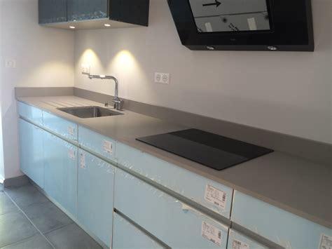 quartz plan de travail cuisine photos de plans de travail de cuisine en quartz et granit