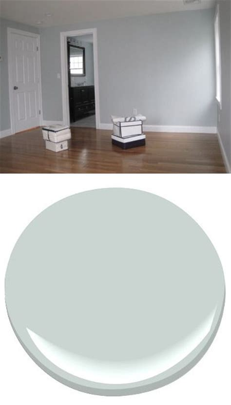 pale smoke benjamin color paint colors guest rooms and master bath