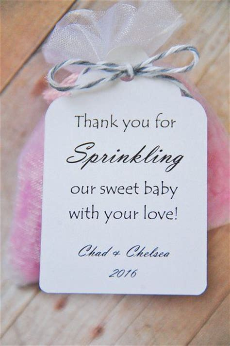 Thank You Baby Shower Gifts by 25 Best Baby Shower Thank You Ideas On