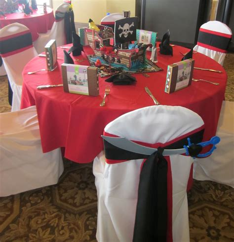 Pirate Theme Baby Shower by Pirate Tables Arrrrg Crosby S Baby Shower Ideas