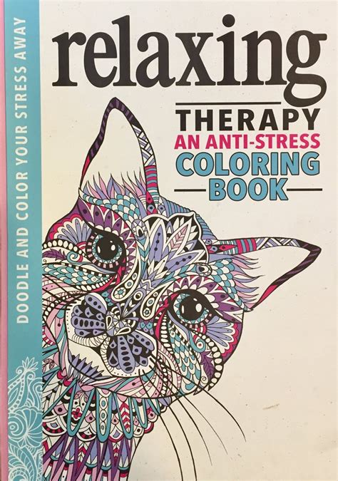 coloring books on sale relaxing therapy an anti stress coloring book coloring