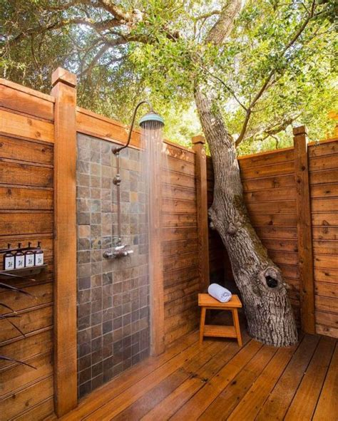 open air shower open air shower spaces