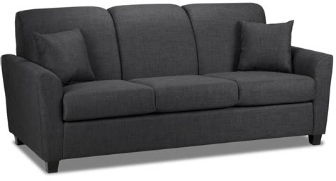 furnisher sofa roxanne sofa charcoal leon s