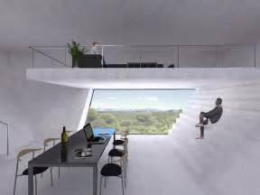 Tna Reveals Inverted Pyramid Design For Solo House In Matarra A Spain | tna reveals inverted pyramid design for solo house in