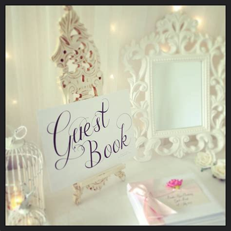Wedding Guest Book Design by Wedding Guest Book Sign By Made With Designs Ltd