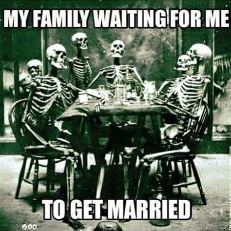 Getting Married Memes - my family waiting for me to get married 9buz