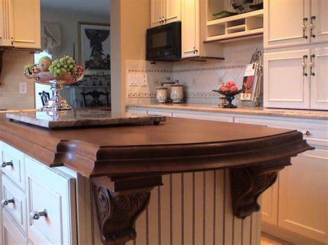 Butcher Block Countertops Nj by Countertop Materials New Jersey Wood Countertops