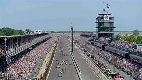 Rev It Up At Indianapolis Motor Speedway by Sports Legends Nostalgia History