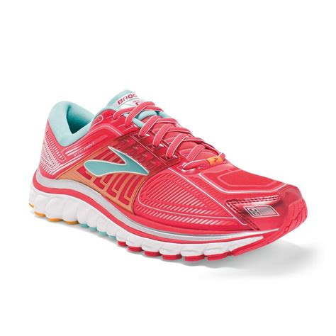 glycerin 13 womens running shoes hibiscus