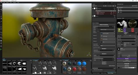 substance painter 2 2 is here allegorithmic