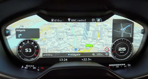 Audi Mmi Navigation Update by This Is How The In Dash Navigation Should Look Like