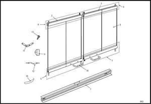 fireplace glass door replacement parts 42gdk standard bifold glass doors the cozy cabin stove