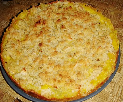 streusel pudding kuchen pudding streusel kuchen rezept mit bild stetim