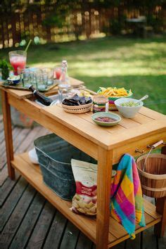 Backyard Taco Bar 1000 Images About Simple Summer Entertaining On