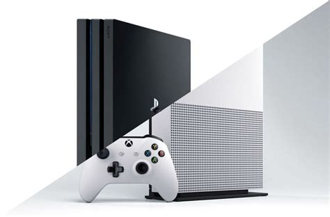 ps4 console vs xbox one ps4 pro vs xbox one s which console is better