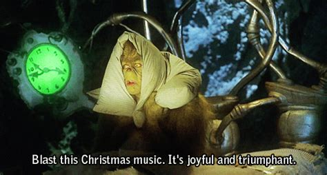 This gif has everything grinch who stole christmas grince who stole