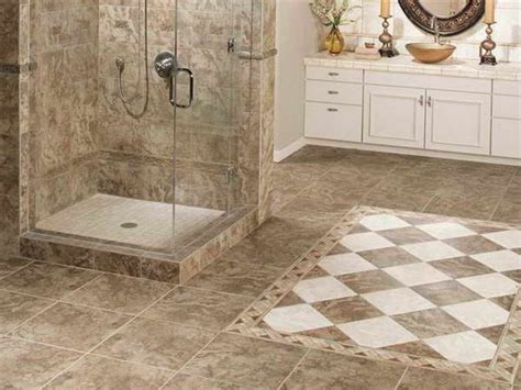 how to tile bathroom floor 30 beautiful ideas and pictures decorative bathroom tile