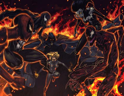 spiderman wallpaper abyss 1 maximum carnage hd wallpapers backgrounds wallpaper