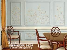 Interior Wood Trim Styles Decorative Wall Molding Or Wall Moulding Styles Concepts