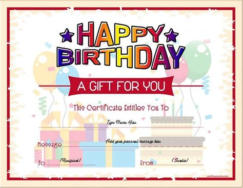 the 25 best gift certificate template word ideas on