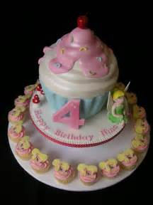 cupcake kuchen birthday cakes idea august 2012