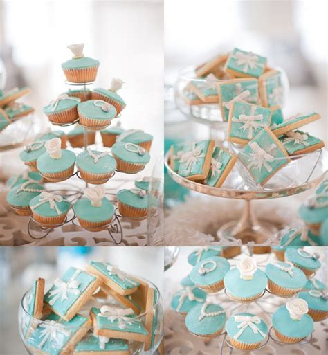 Kitchen Tea Theme Breakfast at Tiffany's   Bridal Shower