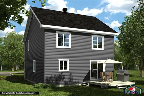 country style homes w3006 maison laprise prefabricated homes country style homes lap0328 maison laprise