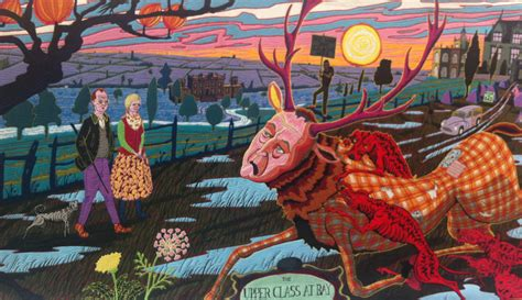 Grayson Perry Vanity Of Small Differences by Infantile Disorder The Vanity Of Small Differences