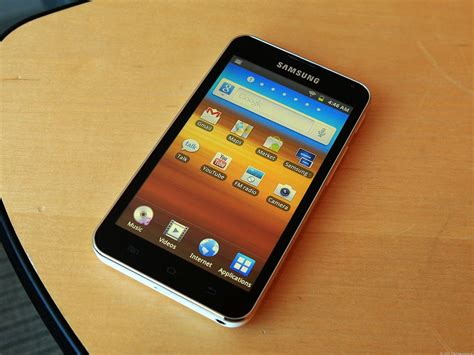 Samsung Player Best Android Alternatives To Ipod Touch Cnet