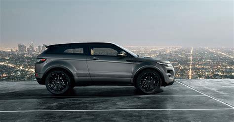 range rover evoque beckham beckham design range rover evoque special