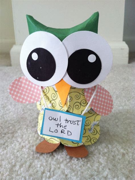 Toilet Paper Owl Craft - 174 best images about crafts on preschool