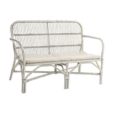 divanetti rattan divanetto rattan bianco shabby mobili etnici provenzali