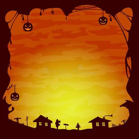 halloween themes vector halloween theme stock vector image of design cobweb