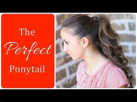 10 Secrets To An Amazing Haircut by How To Create The Ponytail Tips And Tricks