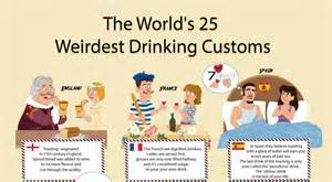 drinking customs around the world