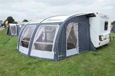 caravan awnings used caravan awnings and porches what s new for 2017 advice