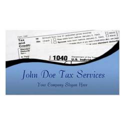 federal business cards tax preparer federal tax form business card zazzle