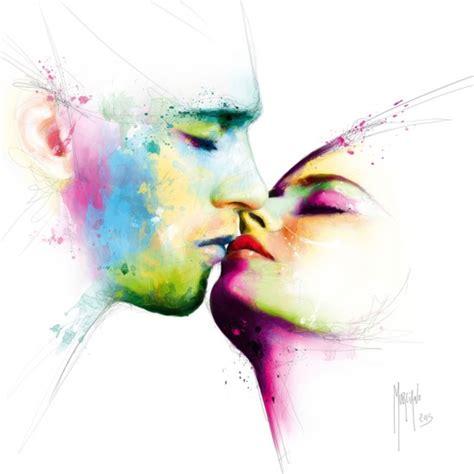 imagenes artisticas personas im 225 genes de amor artisticas abstractas ilustraciones y