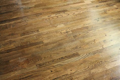 Our Utility Grade Oak Floors   Myrtle House ? Elizabeth