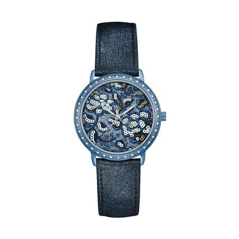 Jam Tangan Bonia Floral jual guess w0821l2 floral print leather jam tangan wanita blue harga