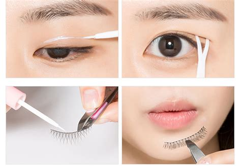 Missha Makeup Eyelid skinfood tonymoly the saem missha eyelid glue false