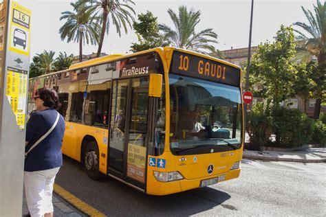 Imágenes Autobuses Urbanos   reus transport renovar 225 en tres a 241 os toda la flota de