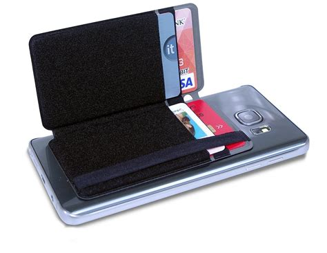 android wallet these card holders work with any phone let you leave wallet at home android central
