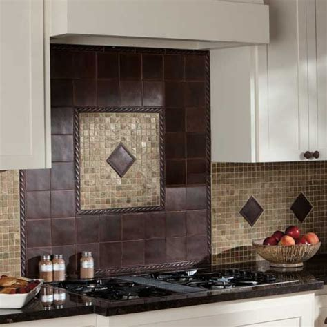 metal tile backsplash ideas 65 kitchen backsplash tiles ideas tile types and designs