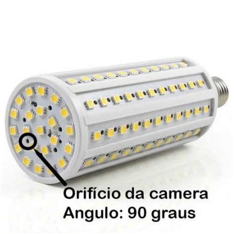 lampada camera ip espiã wifi 720p hd video audio foto sdcard