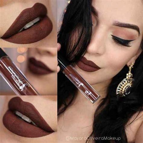Lipstik Brown 25 best ideas about brown lipstick on brown